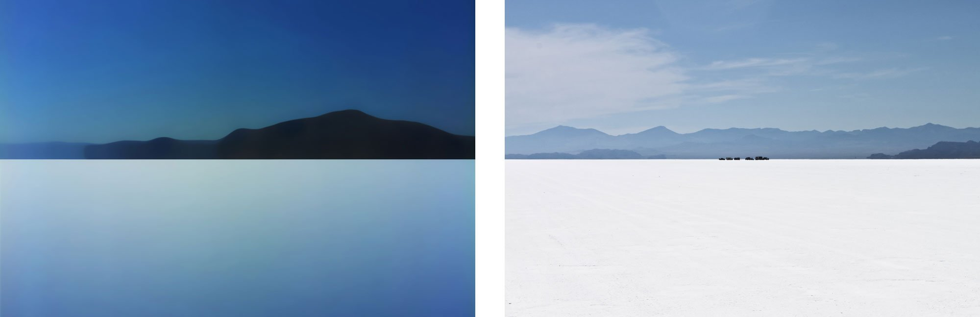 Fata Morgana (Bonneville Salt Flats, August 17th, 2011)