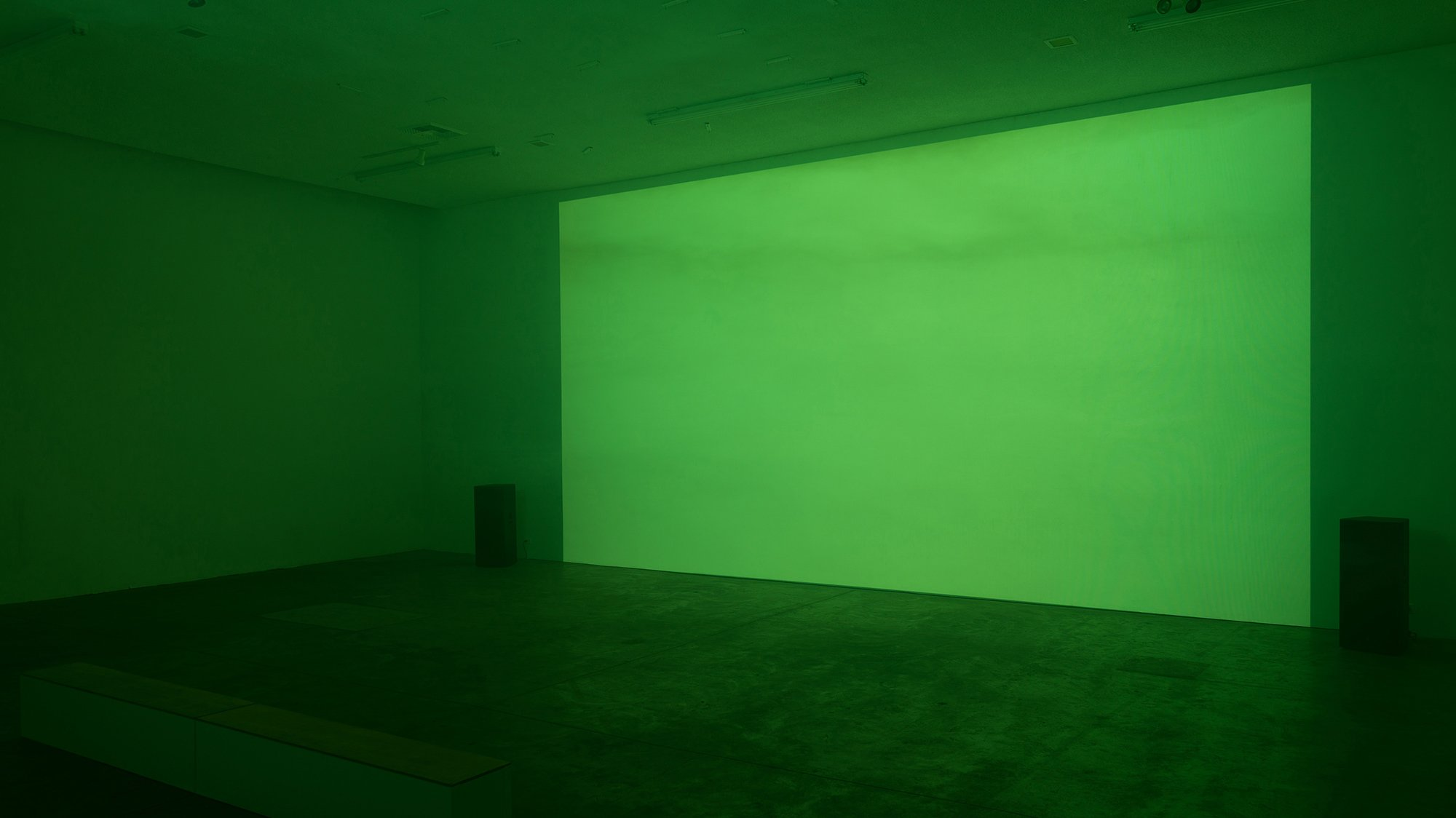 Repose Installation (green)
