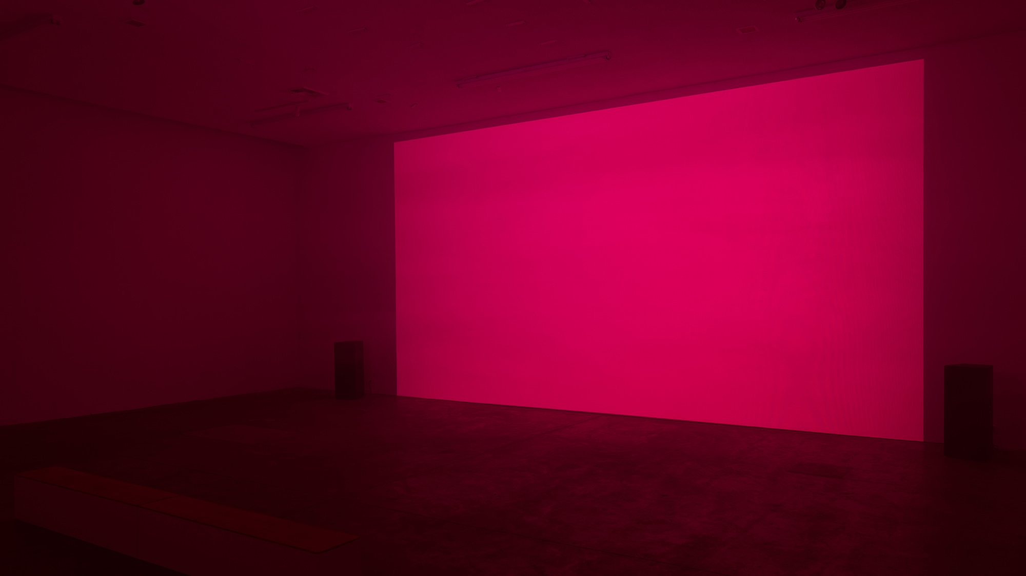 Repose Installation (pink)