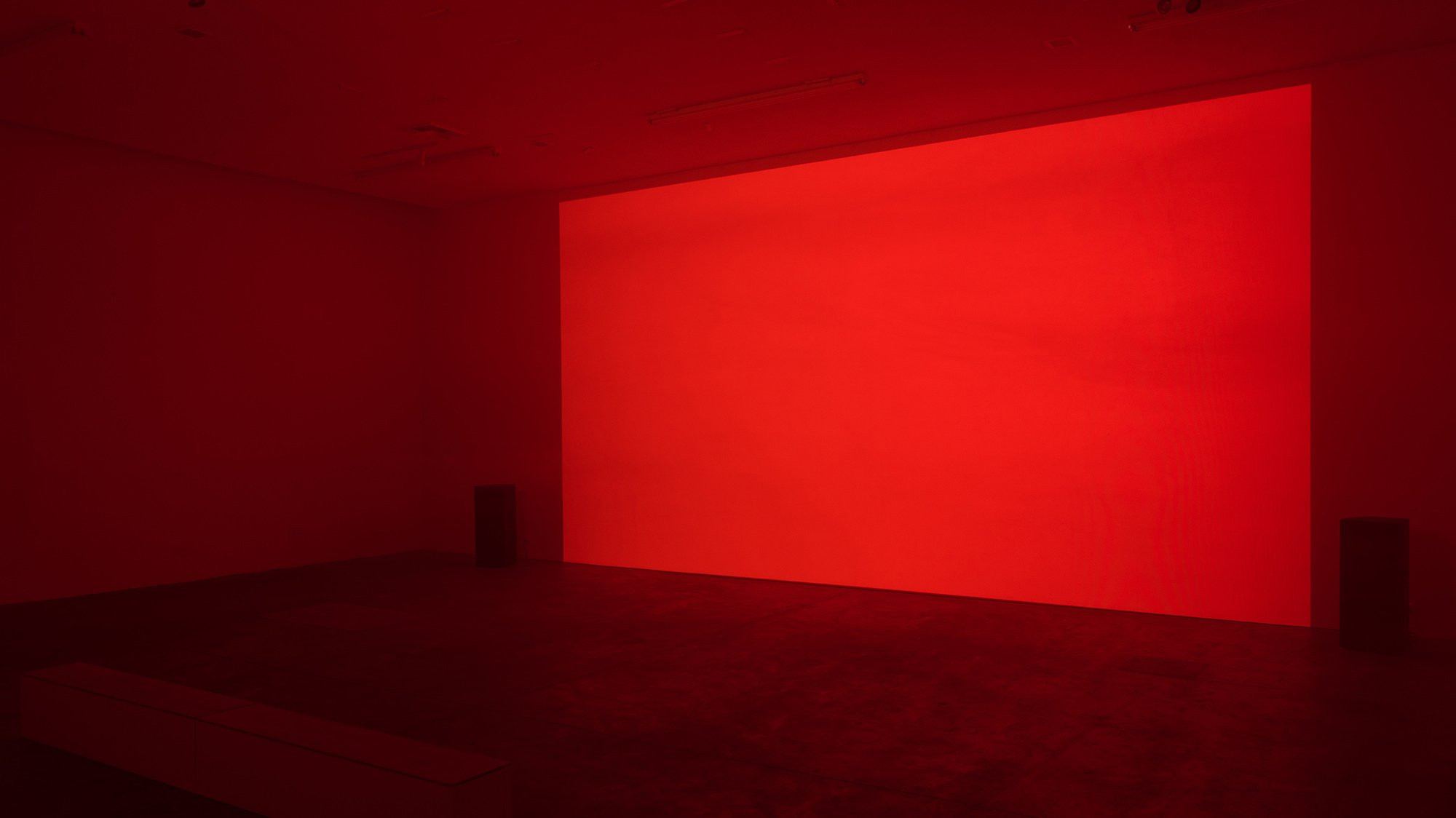Repose Installation (red)