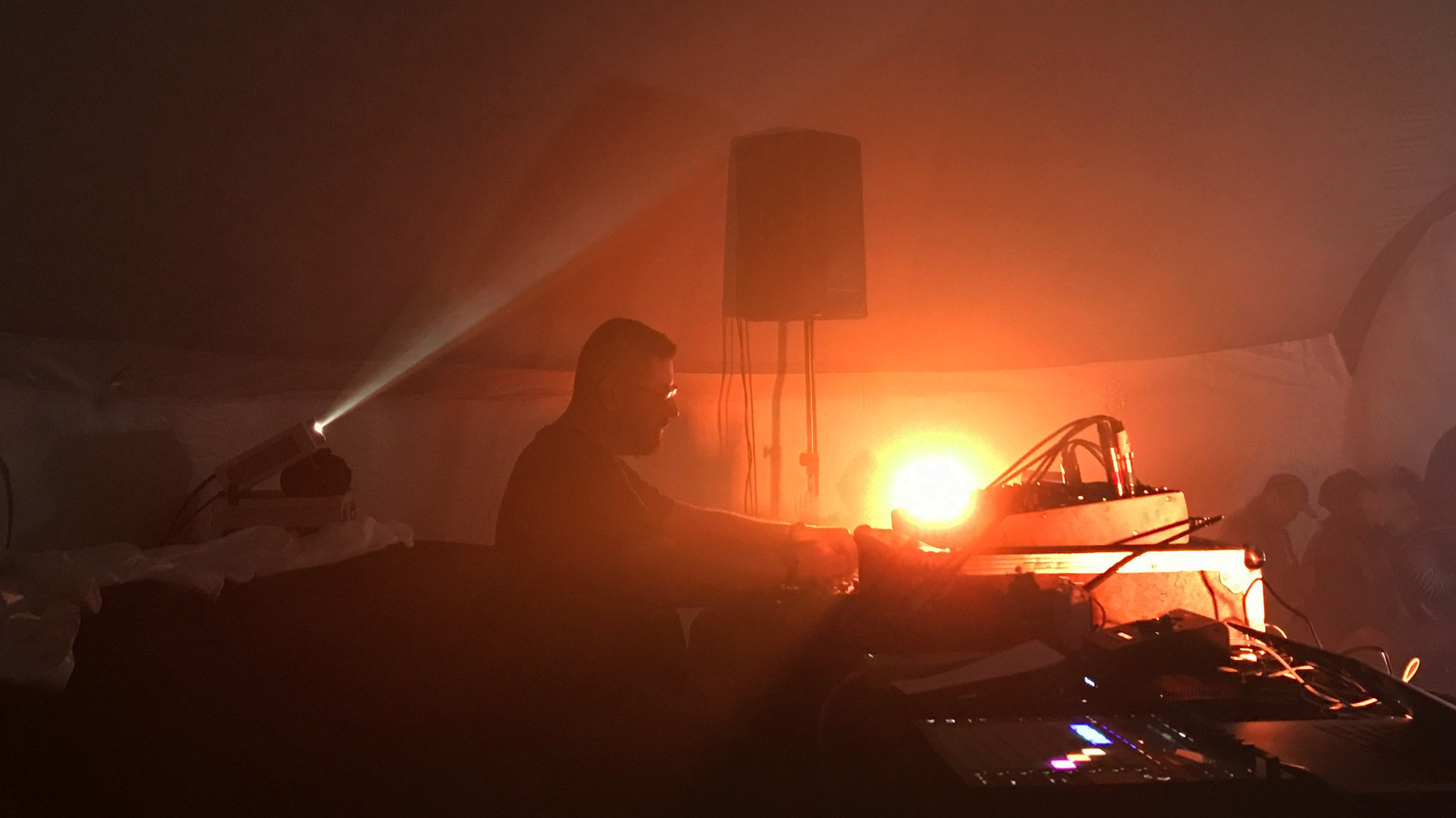 Desert Daze 2018 Performance — Photo: Cristopher Cichocki